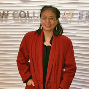 Photo of Dr. Sharon Huang