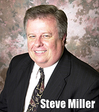 Steve Miller, former UNT assistant vice president of human resources