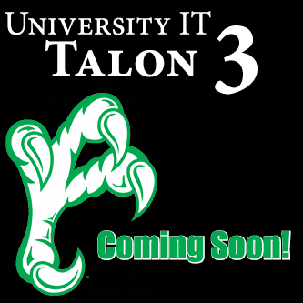 Talon 3 coming soon to the High Performance Computing Center