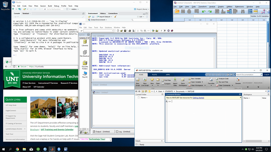 screenshot of a computer desktop